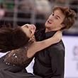 сборная России, танцы на льду, Гран-при, Елена Ильиных, Руслан Жиганшин, Cup of China