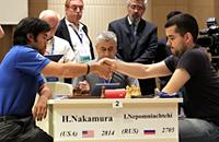 Кубок мира, Ян Непомнящий, Хикару Накамура