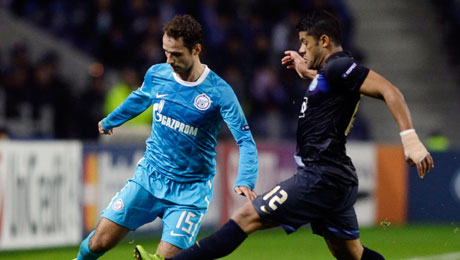 Халк против «Порту» и еще 6 интриг третьего тура Лиги чемпионов