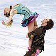Фабьян Бурза, Натали Пешала, сборная Франции, Александр Жулин, танцы на льду
