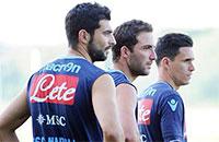 Рауль Альбиоль, трансферы, Наполи, Гонсало Игуаин, фото, Хосе Кальехон