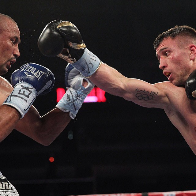 Ломаченко уступил Салидо в бою за чемпионский пояс