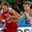 сборная Хорватии, сборная России, Евробаскет-2009