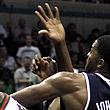 НБА плей-офф, фото, Люк Мба а Муте, НБА, Милуоки, Атланта, Джо Джонсон