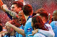 фото, Кубок английской лиги, Манчестер Сити, Венсан Компани