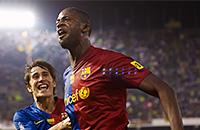 Яя Туре, премьер-лига Англия, Барселона, примера Испания, фото