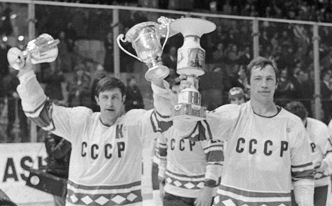 Легенды чемпионатов мира. 70-е