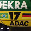 «Я счастливчик – у меня на машине номер 17». Как гонщики «Формулы-1» смотрели ЧМ-2014