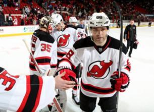 НХЛ. Ягр забил 709-й гол в карьере и вышел на 6-е место среди лучших снайперов всех времен