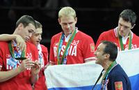 Дэвид Блатт, сборная России, фото
