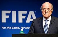 УЕФА, ФИФА, Йозеф Блаттер, Жером Вальк