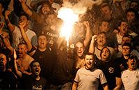 Turkish Airlines Euroleague, Партизан, болельщики, фото