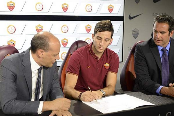 Рома объявила о трансфере Маноласа - изображение 1