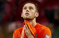 сборная Голландии, сборная Исландии, Данни Блинд, квалификация Евро-2016