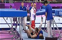 прыжки на батуте, Европейские игры