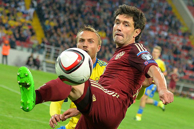 Игнашевич и еще 10 футболистов, сыгравших за сборную больше всех