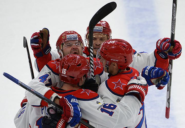 Кто выиграет Кубок Гагарина-2016?