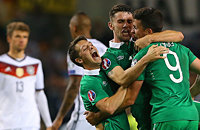 Шейн Лонг, Сборная Германии по футболу, видео, сборная Ирландии, квалификация Евро-2016