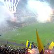 Потрясающая атмосфера на стадионе «Росарио»