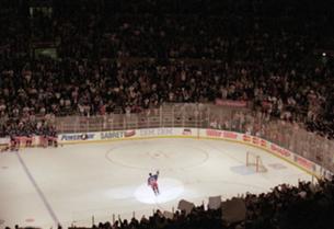 НХЛ. Сен-Луи стал 6-м незадрафтованным игроком за 45 лет, набравшим 1000 очков в лиге