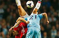 Матье Фламини, Манчестер Сити, премьер-лига Англия, Давид Сильва, Арсенал, фото