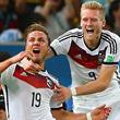 Реакция мира на победу Германии на ЧМ-2014. Онлайн