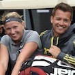 Микаэла Крайчек, Мартин Эммрих, светская хроника, видео, ATP, WTA, Ricoh Open