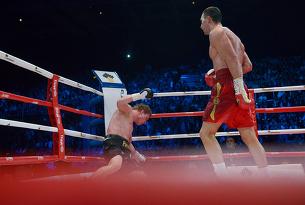 Рябинский хочет организовать еще один бой Кличко с Поветкиным