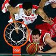 сборная Китая, сборная России, олимпийский баскетбольный турнир, Лондон-2012