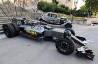 Мечта Мальдонадо. Болид «Формулы-1» для «Безумного Макса»