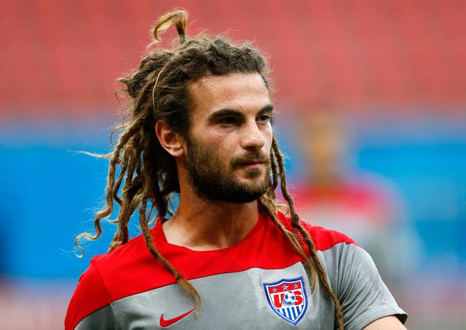 Mundialda ən maraqlı saç düzümləri