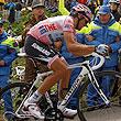 Альберто Контадор, Джиро д'Италия, Микеле Скарпони, Винченцо Нибали, Денис Меньшов, велошоссе