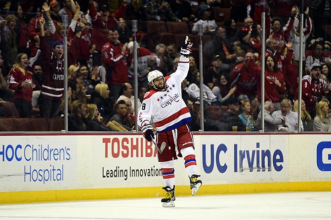 Вашингтон, Александр Овечкин, НХЛ
