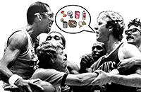 Лэрри Берд, Бостон, НБА