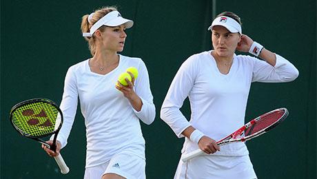 10 самых интересных теннисных пар Олимпиады-2012