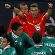 сборная Аргентины, ЧМ-2010, сборная Мексики, фото, Роберто Розетти