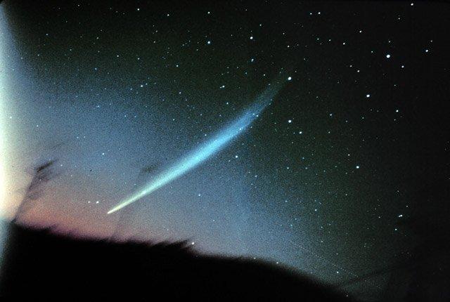 Сделать комету
