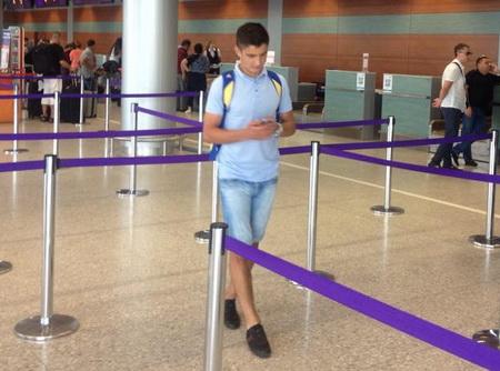 Марьян Швед вылетел в Севилью - изображение 1