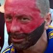 сборная Украины, сборная Испании, болельщики, фото, квалификация Евро-2016