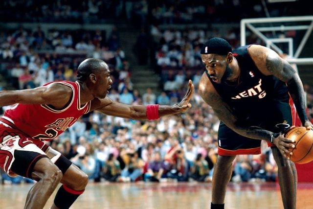 a biography of michael jordan nba bsketball player who filled stadiums Michael jordan enters the nba draft after winning the naismith and the wooden college player of the year awards in 1984, jordan left north michael jordan.