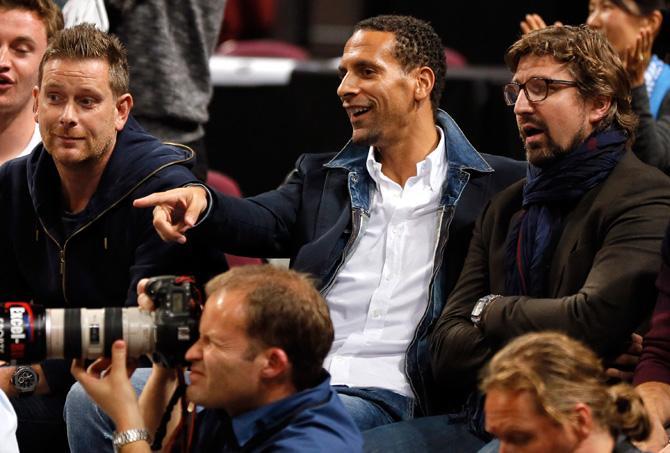 Рио Фердинанд, «Манчестер Юнайтед».