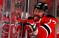 фото, Илья Ковальчук, НХЛ, Атланта, Нью-Джерси