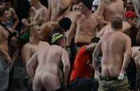 Локомотив, Бешикташ, Лига Европы, болельщики