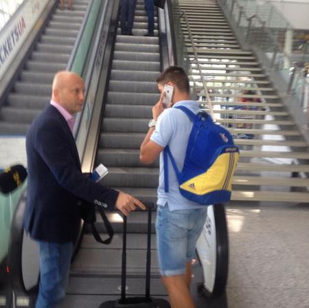 Марьян Швед вылетел в Севилью - изображение 3