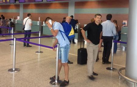 Марьян Швед вылетел в Севилью - изображение 2