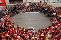 Формула-1, фото, Гран-при Испании