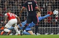 Мануэль Нойер, Бавария, Лига чемпионов, Арсенал, видео