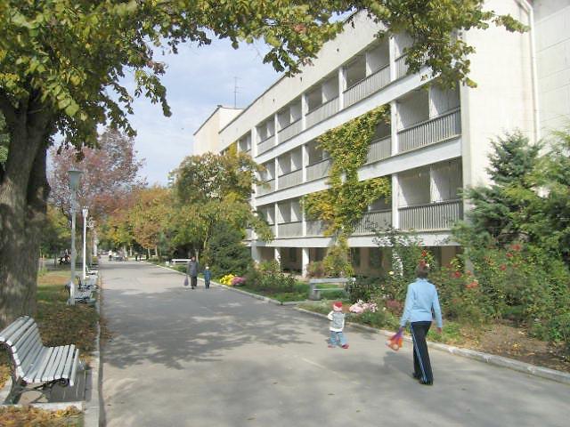 Санатории минестерства обороны в крыму