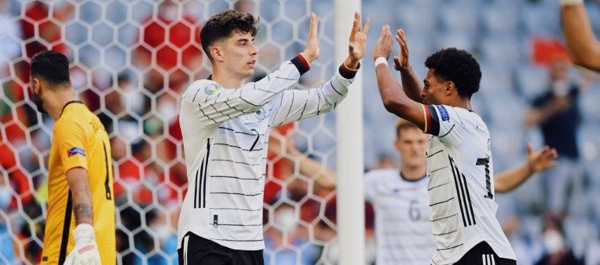 Открыта линия на лучшего молодого игрока Евро. В топ-3 – два игрока «Челси»