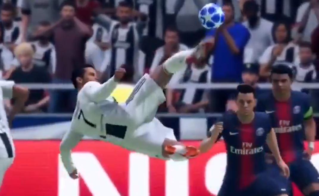 Ювентус, FIFA, футбольные симуляторы, Криштиану Роналду